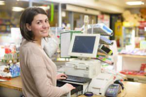 POS Surveillance on Cashier